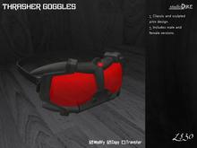/studioDire/ Thrasher Goggles