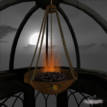 Ravenghost Lunar Brazier (Copy, Mod)
