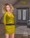 Babele Fashion :: Anna Dress Yellow
