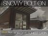 Skye forest cabin snowy 2