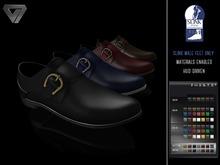 SALE - ILLI - [SLink Men] Vincent Formal Shoe (HUD Driven)
