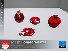 [DD] - FULL PERM  Pomegranates