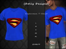 {DD} Superman Mesh T-Shirt