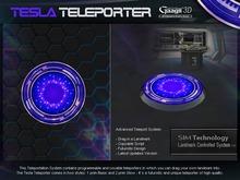Gaagii - Tesla Teleporter System