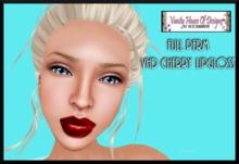 VHD Full Perm Original Cherry Gloss (w/ PNG file)