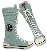 ShuShu HAPPY WALK sneaker boots - wearable demo mesh