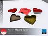 [DD] - FULL PERM Heart Boxes