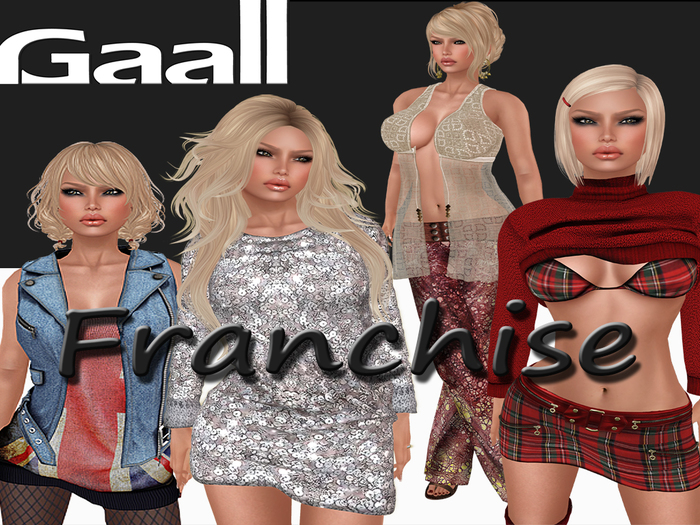 GAALL Franchise / Affiliate Program (50% commission for you)