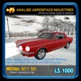 (AAI) Mustang Sixty-Five