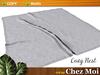 Rug Grey Cozy Nest ♥ CHEZ MOI