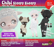 *NAM* Sleepy Sheepy ~2
