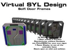 .:Virtual SYL Design:. Scifi Door Frames