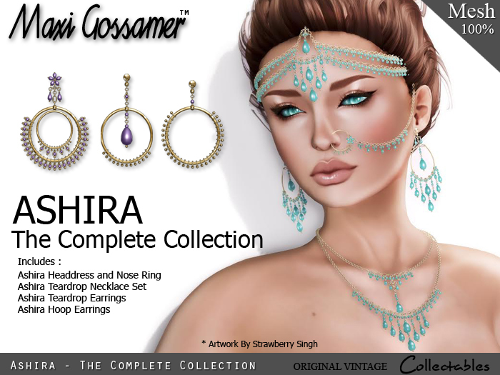 Ashira - The Complete Collection