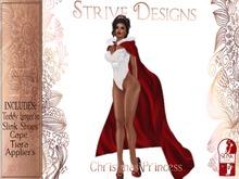 {SD} CHRISTMAS PRINCESS (Slink & Omega Appliers)