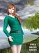 Babele Fashion :: Anna Dress Green