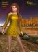 Babele Fashion :: Shoulder Minidress Yellow