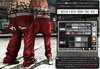 █║▌LOOSER ║▌║® // Dustin & Miley Baggy Pant RED BASIC EDITION // HUD MESH // MATERIAL ENABLED & SHINE