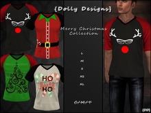 {DD} Merry Christmas Collection