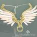 lassitude & ennui Lethe necklace - gold