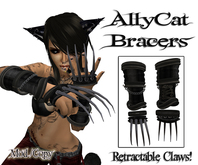 .:-CatniP-:. AllyCat Neko Bracers
