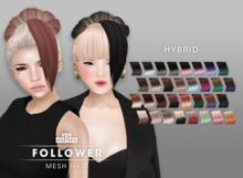 (EPOQUE HAIR) Follower - Hybrid