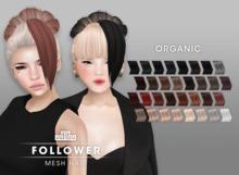 (EPOQUE HAIR) Follower - Organic