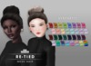 (EPOQUE HAIR) Re-Tied - Synthetic