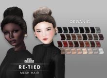 (EPOQUE HAIR) Re-Tied - Organic
