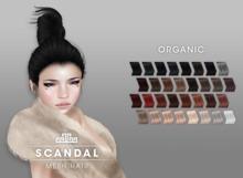 (EPOQUE HAIR) Scandal - Organic