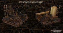 Supreme Steampunk Battle Tanks   *Scored Team Play Enabled*