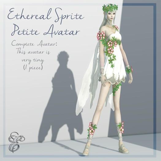 Entice - Ethereal Sprite Petite Avatar - Luna