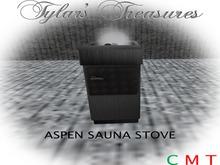 .TT.  ASPEN SAUNA STOVE  BOXED