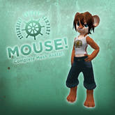 SEC Mouse! (FULL-SIZE)