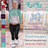 {KT} Special Snowflake - UPDATED - SLINK PHYSIQUE, LENA BODY, OMEGA APPLIERS
