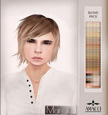 Amacci Hair - Marco - Blond Pack