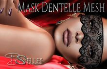 Mask / bandeau Dentelle DS'elles