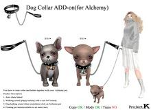 Dog Collar ADD-on(for Alchemy)