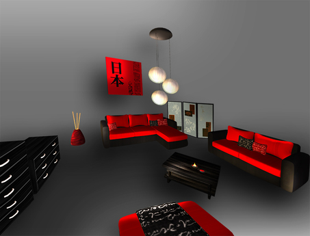 Anese Living Room Set