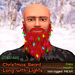 Mesh Christmas Long Beard with Lights - FAT PACK 16 colors