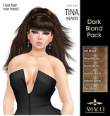 Amacci Hair ~ Tina - Dark Blond Pack