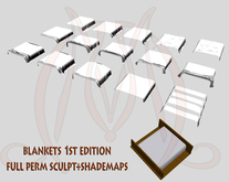 Blankets 1st edition FULL PERM SCULPT+SHADEMAPS