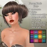 !SOUL - HAIR - Pansy - 12 Nuances -  Colors Set 1