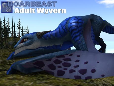 RB Adult Wyvern Avatar v1.5