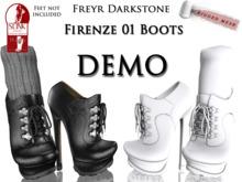 Freyr Darkstone Firenze Boot 01 DEMO