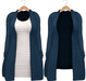 Blueberry - Babi - Belleza Venus & Slink Physique Compatible - Cardigan with Optional Dress Midnight