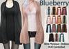 Blueberry babi cardigans optional dresses