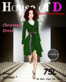 House of D Christmas Promo