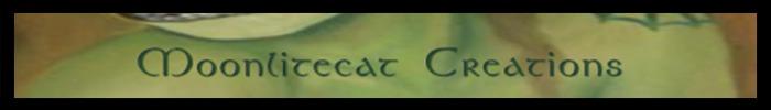 Moonlitecat creations store banner blacked