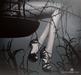 lassitude & ennui Nevermore heels - DEMO