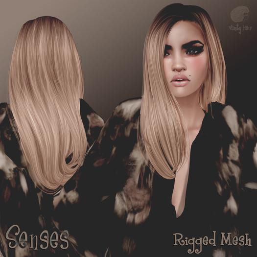 Vanity Hair::Senses Demo(MESH)